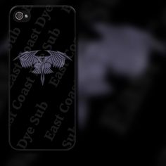 Star Trek Romulan Insignia Design on iPhone 4 / 4s / 5 / 5s / 5c / 6 Rubber Silicone Case by EastCoastDyeSub on Etsy https://www.etsy.com/listing/150177477/star-trek-romulan-insignia-design-on