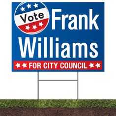 Best Political Campaign Election Signs