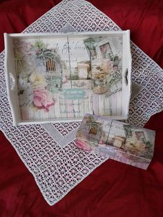 decoupage  kitchen