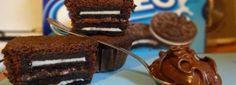 Oreo-s muffin! A legfinomabb édesség, amit eddig ettem! :)