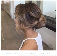 Formal updo by Natalie Anne
