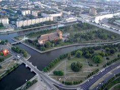 Königsberg now  http://www.goerke.us/genealogy/Town-Photos/Koenigsberg-Kaliningrad/Kaliningrad-Luftbild-2.jpg