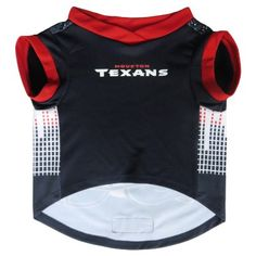NFL Houston Texans Pet Performance T-Shirt - X Large