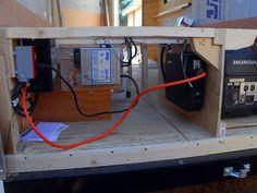 Ideas for Enclosed Cargo Trailer Camper Conversions Cargo