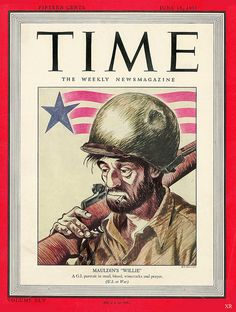 1945 ... Bill Mauldin's 'Willie'