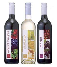We hebben het etiket van onze wijnen aangepast met foto's die iets meer vertellen over de smaak van de wijn. Zo kun je nog makkelijker kiezen!