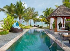 Book your stay at Le Meridien Khao Lak Resort & Spa. Plan your luxury escape to our stylish hotel, located on the stunning Andaman Sea in Khao Lak, Thailand. Khao Sok National Park, National Parks, Khao Lak Beach, Villa Pool, Luxury Escapes, Modern Luxury, Thailand Travel, Resort Spa, Beautiful Beaches