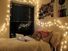 i want to do those lights in my room!
