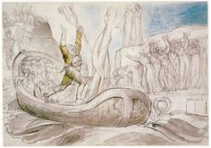 William Blake's Breathtaking Drawings for Dante's Divine Comedy, Over Which He Labored Until His Dying Day   Brain Pickings