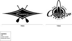 Artes para Sups de la marca klimax surfboards.