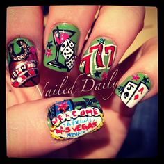 @Stephie Safford Marie @Jenny Bryerton @Nicole Novembrino Johnson we should each pick one nail and get one done hahaha
