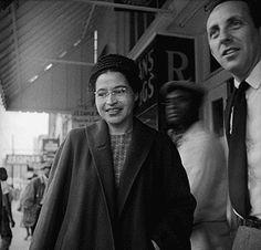 Rosa Parks. Pionera de los derechos civiles