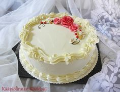 Kääpiölinnan köökissä: Kaikenlaisia kakkuja ♥
