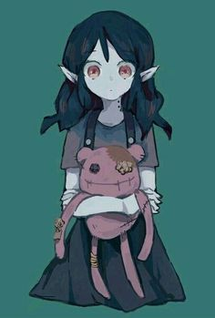 Adventure Time Marceline Abadeer Little Marcy Vampire Queen Hambo Art Adventure Time, Adventure Time Marceline, Adventure Time Drawings, Adventure Time Princesses, Character Inspiration, Character Art, Character Design, Cute Drawings, Drawing Sketches