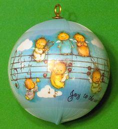 1982 Hallmark Designer Keepsake Satin Ornament - Mary Hamilton - Still In Box - SOLD OUT!