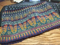 Ravelry: Oregon Cowl pattern by Alice Starmore