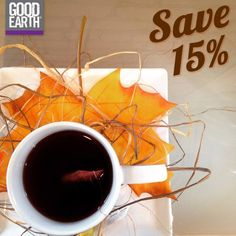 Tea makes some great stocking stuffers! Skip the lines and celebrate Black Friday early with 15% off all varieties at http://shop.goodearth.com/. Use code BF2015 at checkout!