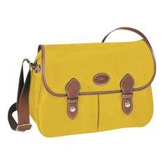 Curry Longchamp Messenger Handbag $59.99