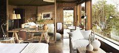 Singita Lebombo bedroom