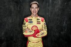 Joey Logano, he could become a top driver in the next few years.