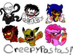 creepypasta | Creepypasta (Stream Doodles) by ProjectYOSHIKrueger