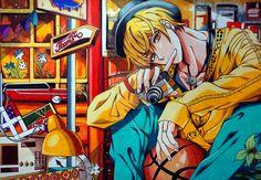 Kuroko no Basket - Kise 2 by Krystal89IT.deviantart.com on @DeviantArt