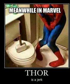 Part of the #Avengers initiation #Marvel http://bit.ly/1JUdSPU