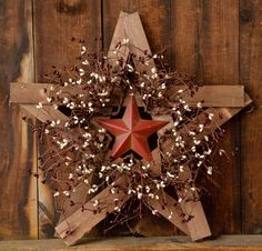 Barnwood Star from Country Craft House