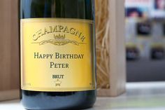 Win a Dom & Geri's Food, Drink & Gift Father's Day Hamper Worth Personalized Candles, Personalised Gifts, Fathers Day Hampers, Gifts For Father, No Time For Me, Champagne, Happy Birthday, Drinks, Bottle