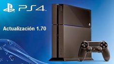 Todos los detalles actualización 1.70 de PS4