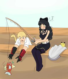 RWBY this is cute :)