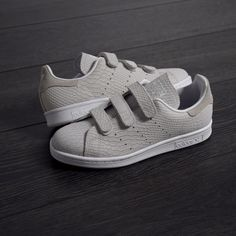 adidas Originals Stan Smith Woman Velcro Nike Free Shoes ddcad2120