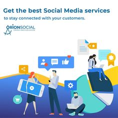 In this Digital Era, one just can't ignore the mighty powers of Social Media 👍 . . Gone were the days when social media only meant to chat with your friends and share selfies. Today, Social Media is one of the most powerful medium to promote your brands. With a highly customized targetting, you can reach your potential customers and make them fall in love with your brand ❤✌ Power Of Social Media, Social Media Services, Online Support, Target Audience, Selfies, Digital Marketing, Budgeting, Medium, Friends