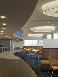Kirkos Chairs in Blue Cross Blue Shield of Tennessee  designed by tvsdesign.
