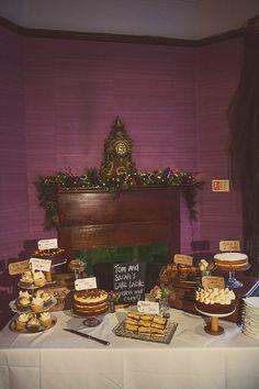 An Intimate & Romantic Festive Wedding ~ UK Wedding Blog ~ Whimsical Wonderland Weddings