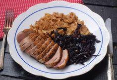 Rozé kacsamell Menu Planning, Pork, Favorite Recipes, Beef, Yum Yum, Xmas, Kale Stir Fry, Meat, Christmas