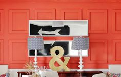 Don't Miss This Gorgeous Slideshow of the 2015 Colors of the Year: Coral Reef | Sherwin-Williams 2015 Color of the Year