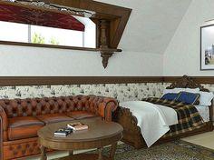 Детский диван (65 фото): как выбрать лучшую мебель для сна http://happymodern.ru/detskij-divan-47-foto-kak-vybrat-luchshuyu-mebel-dlya-sna/ Классический стиль кожаного дивана создаст уют и комфорт в детской комнате