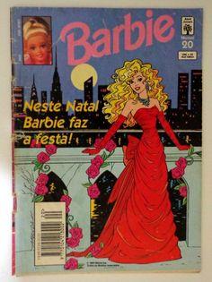 Barbie Revista Revistinha Antiga Rara Gibi Antigo Boneca - R$ 37,00 no MercadoLivre