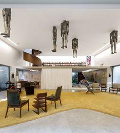 Isay Weinfeld's Casa Cubo in São Paulo, Brazil | Yatzer