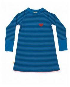 AlbaBabY Doll School Dress blue