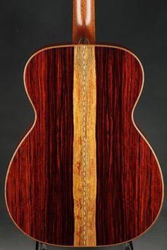 Bourgeois OM Wood Deluxe - Bearclaw Italian Spruce/Cocobolo | Reverb