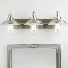 Vanity Lighting Bathroom Ideas   destroybmx com. Clear Glass Bathroom Vanity Lights. Home Design Ideas