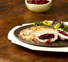 Indulge in the perfect balance of sweet and savory with our Cherry Vanilla Chicken.