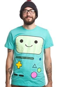 BMO t-shirt from Threadless for the Adventure Time T-shirt Design Challenge Adventure Time Clothes, Mo Design, Nerd Love, Cartoon Tv, Cool T Shirts, Passion For Fashion, Shirt Designs, My Style, Mens Tops