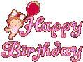 Feliz Cumpleaños: Globos con regalo y destellos - ツ Imagenes para Cumpleaños ツ Ale, Gifs, Emoji Emoticons, Funny Emoticons, Happy Birthday Songs, Happy Birthday Photos, Ale Beer, Presents, Ales