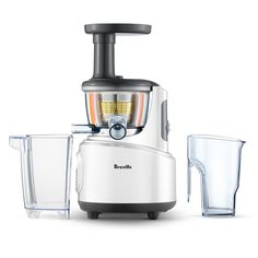 Breville Juice Fountain Crush Juicer Giveaway   Free Juice Cleanse Guide Offer! on http://foodbabe.com
