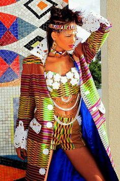 Afrique #AfricaFashion #AfricanPrints #AfricanInspired #ankara