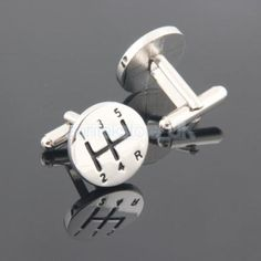 Novelty auto car gear speed #shifter #round cuff links men wedding prom #cufflink,  View more on the LINK: http://www.zeppy.io/product/gb/2/331426278767/