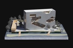 steven holl hunters point community library queens new york designboom